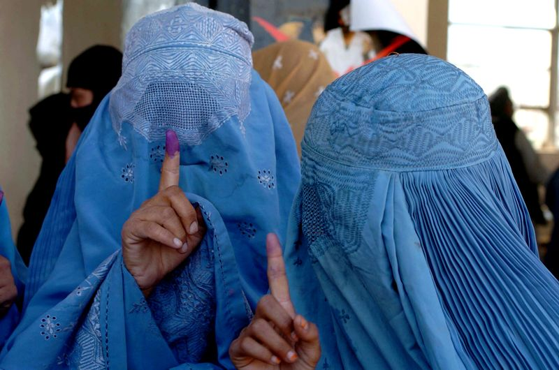 Afghanwomenburkas