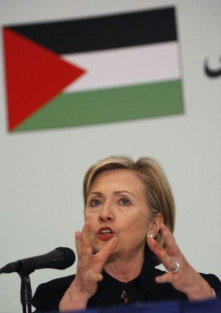Hillary-gaza
