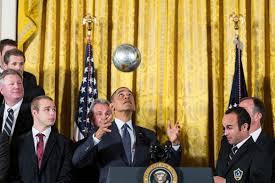 Obama-BallInAir