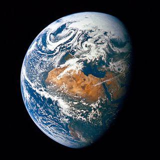 Africa_NASA_space